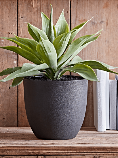 NEW Faux Potted Aloe Vera