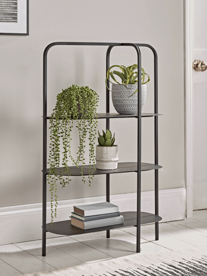 Industrial Standing Shelf