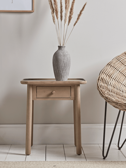Fjord Oak Side Table