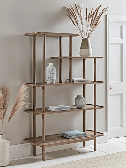 Fjord Oak Display Shelf