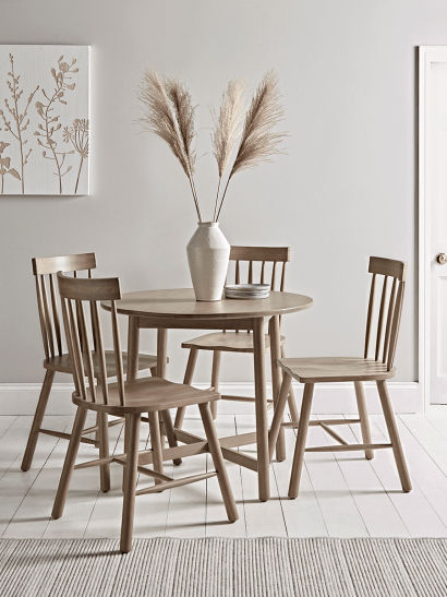 Fjord Oak Dining Table - Round