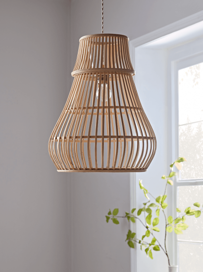 NEW Tapered Bamboo Shade