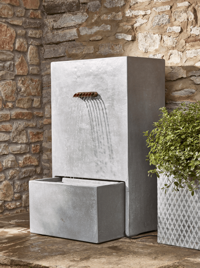 NEW Industrial Style Water Feature