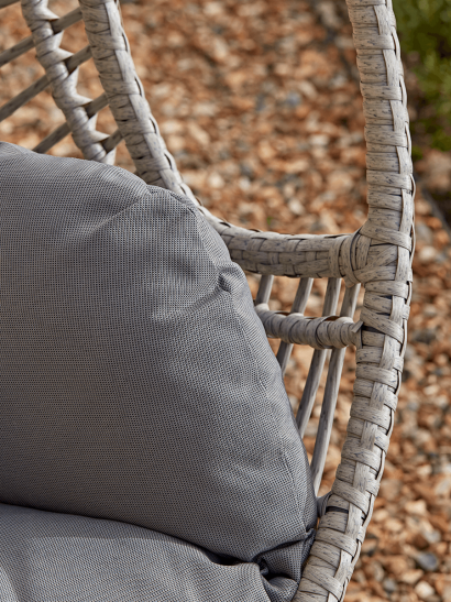 Hanging Chair Cushion Grey