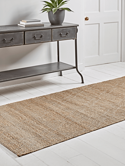 Diamond Jute Runner