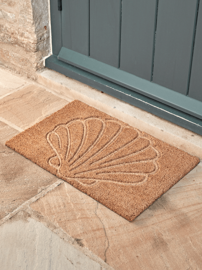 NEW Shell Doormat