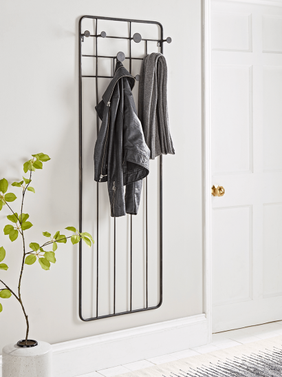 NEW Industrial Wall Mounted Coat Hook