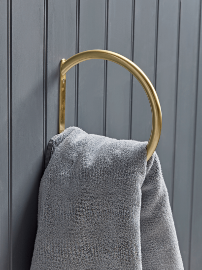 Loop Hook - Brass