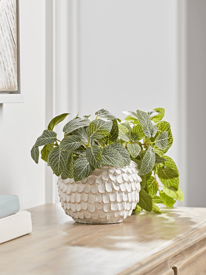 NEW Layered Cement Planter
