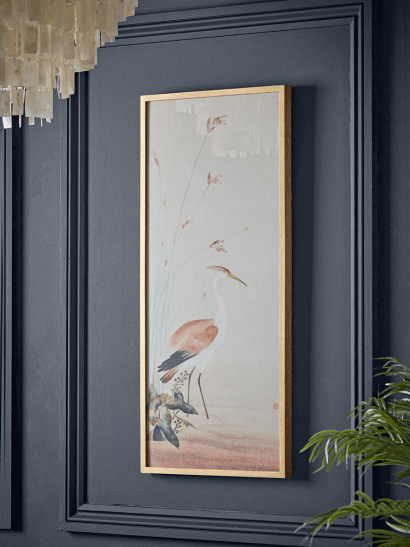 NEW Wild Crane Framed Print