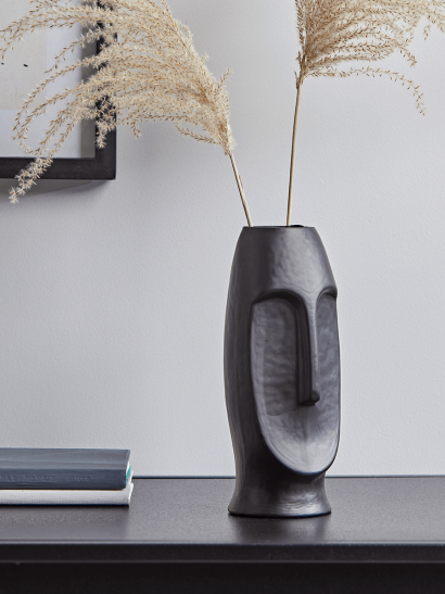 NEW Abstract Face Vase