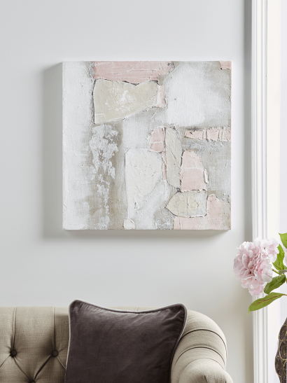 NEW Warm Abstract Canvas