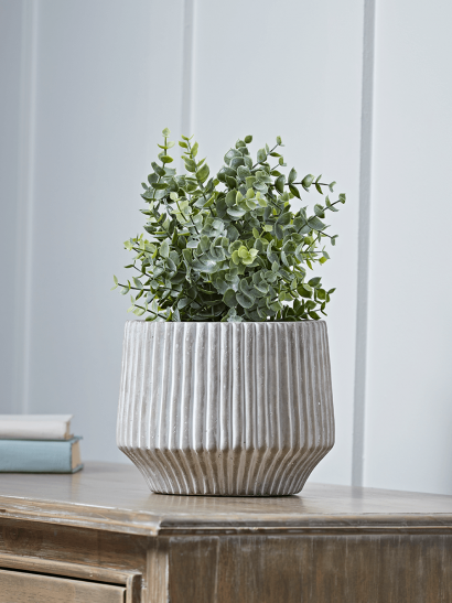 NEW Fluted Planter