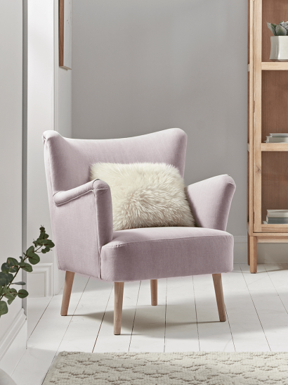 NEW Mads Armchair - Blush