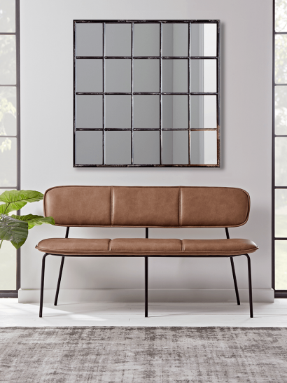 NEW Mason Bench - Tan