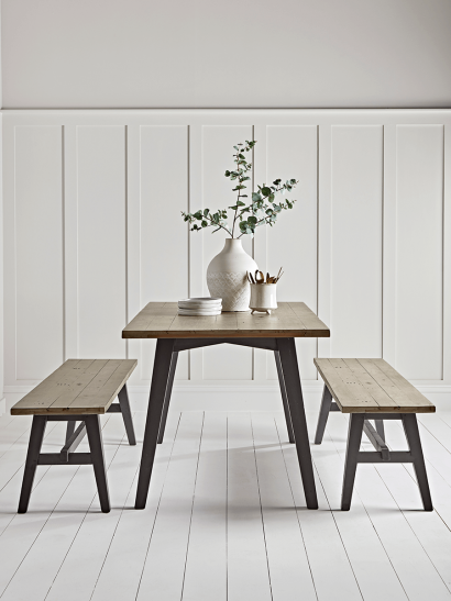 NEW Salcombe Dining Table - Rectangular