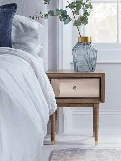 NEW Rosa Bedside Table