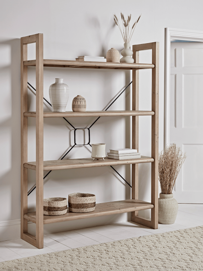 NEW Provence Open Shelf Unit