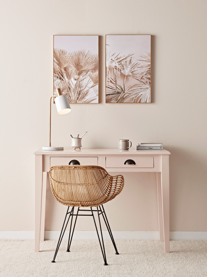 NEW Inga Desk - Blush