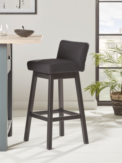 NEW Norway Counter Stool - Raven
