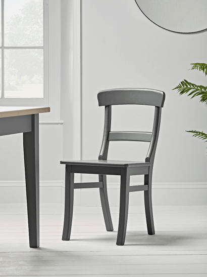 NEW Mette Wooden Dining Chair