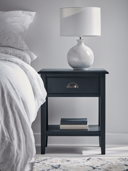NEW Hella Bedside Table