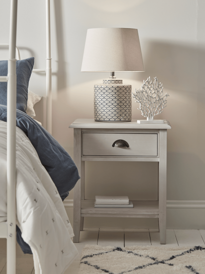 NEW Lotte Bedside Table