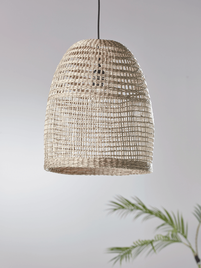 NEW Woven Seagrass Shade - Large