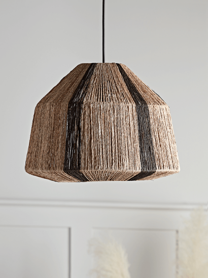 NEW Striped Rope Shade - Large