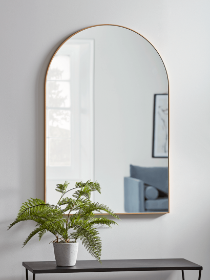 NEW Arched Wall Mirror