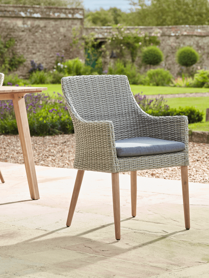 Two Palermo Dining Chairs