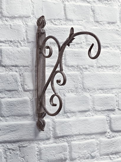 NEW Hanging Planter Wall Bracket