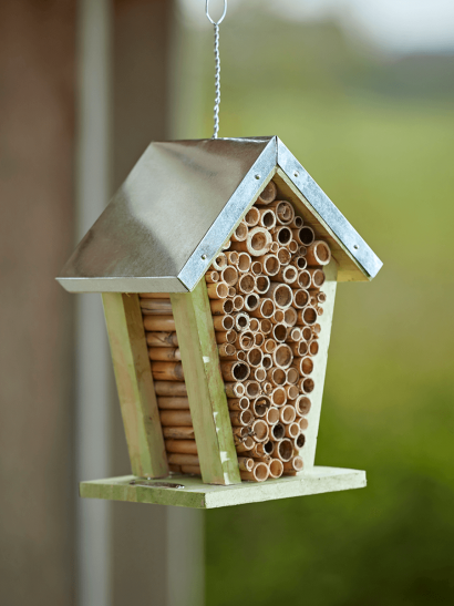 NEW Hanging Bee House