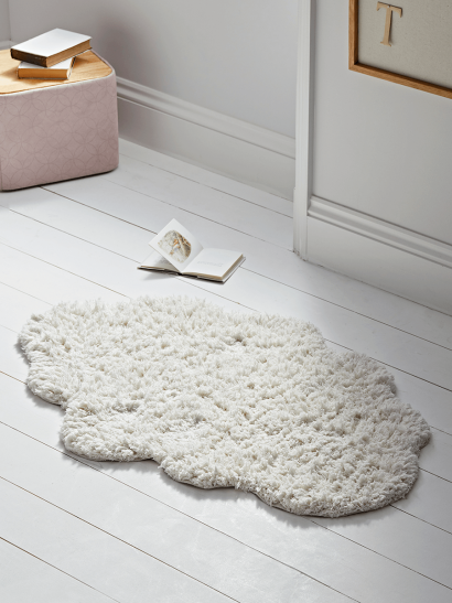 NEW Textured Cloud Rug