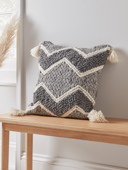 NEW Liv Knitted Cushion