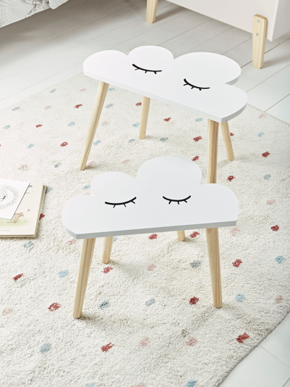 NEW Two Cloud Tables