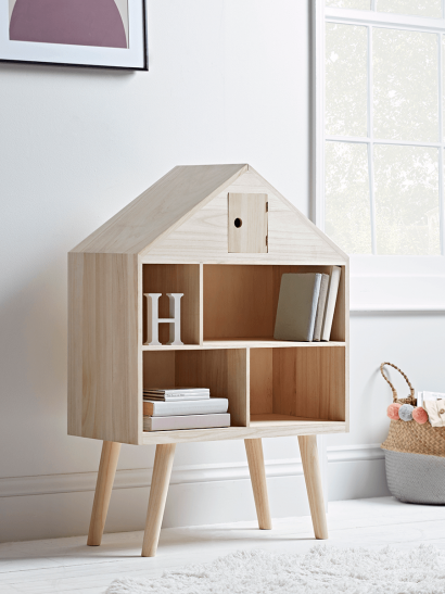 NEW Standing Dolls House