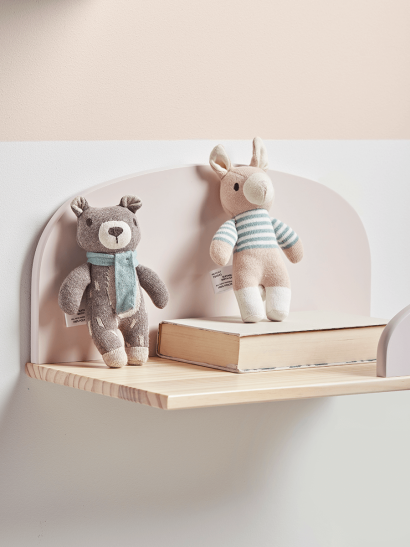 NEW Cuddly Knitted Animals