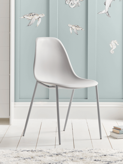 NEW Willbrook Chair - Soft grey