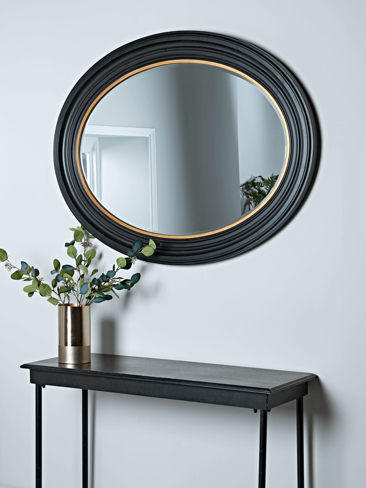 NEW Alden Oval Mirror