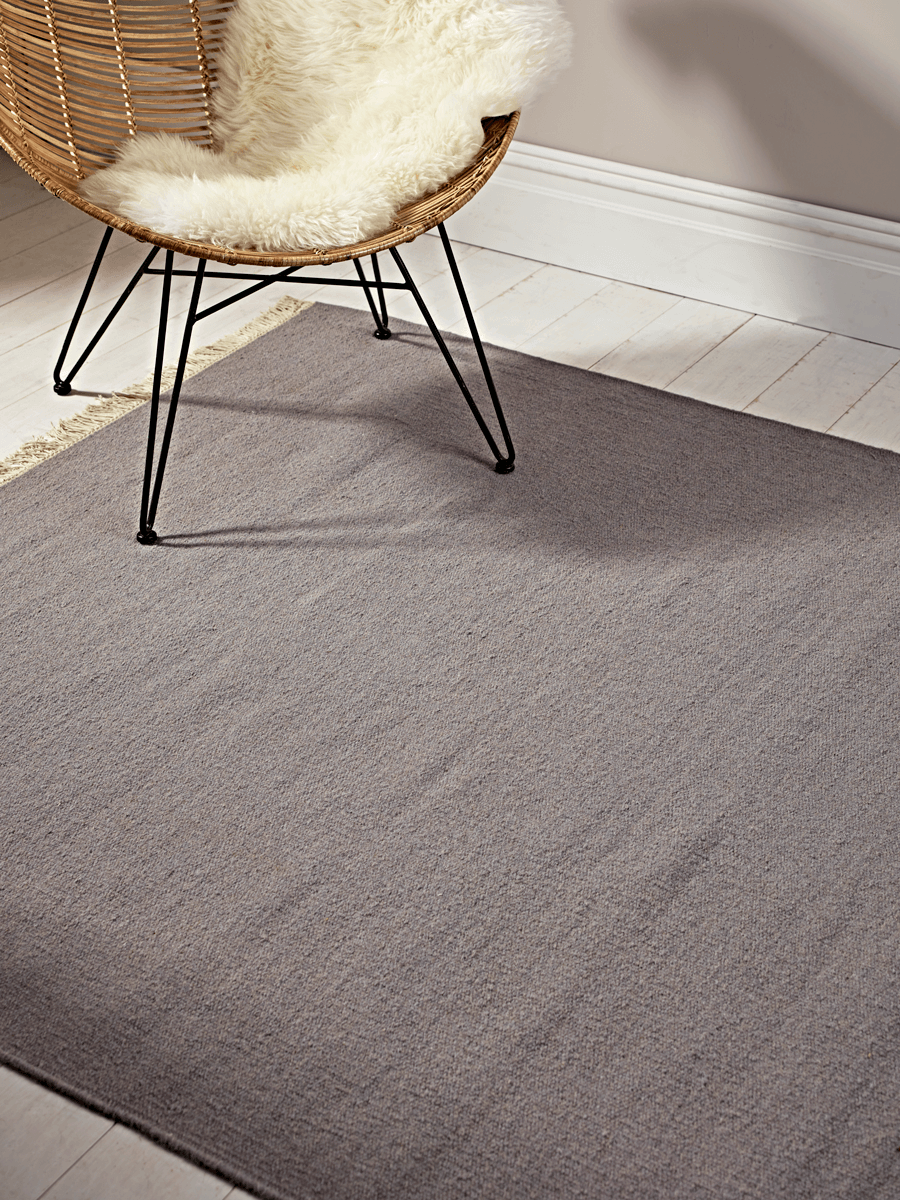 NEW The Cox & Cox Rug - Grey