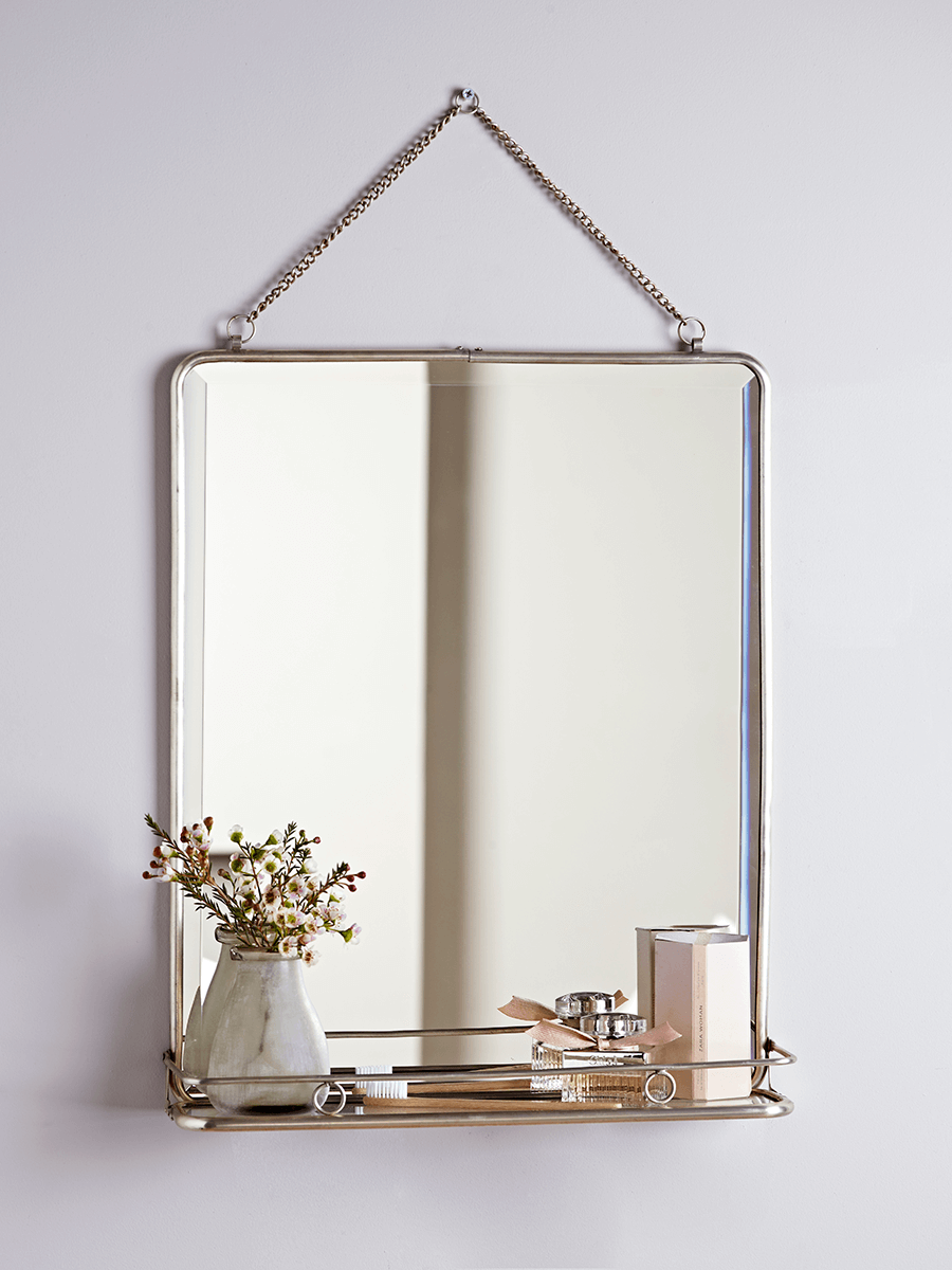 French Folding Mirror - Large