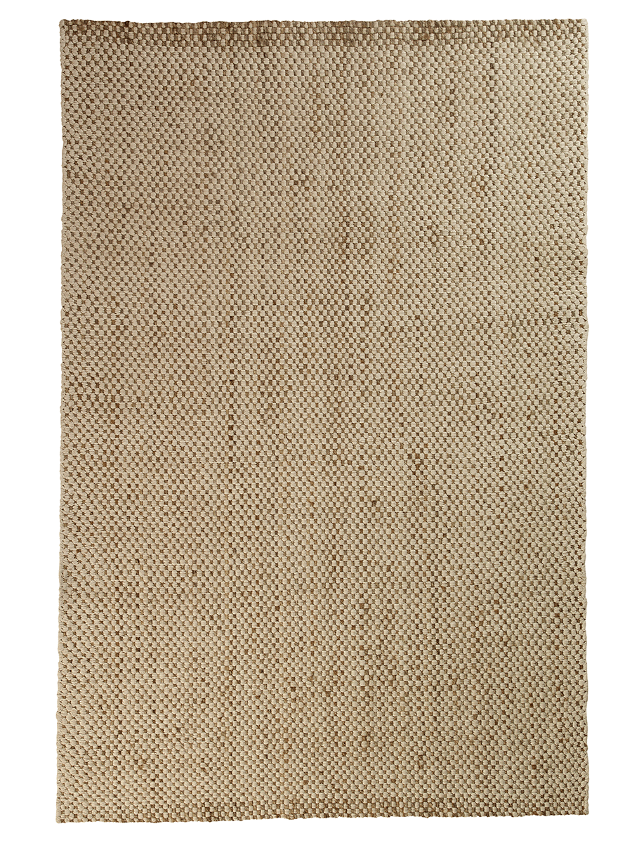 NEW Handspun Jute & Cotton Rug
