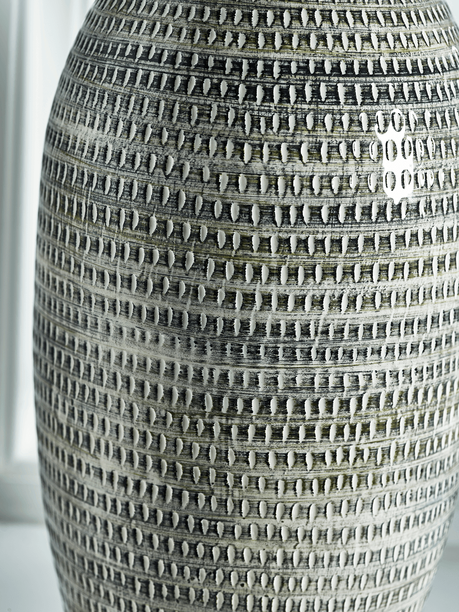 NEW Large Textured Vase