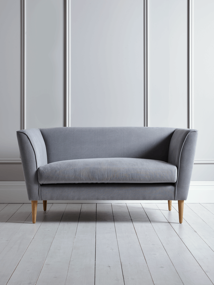 NEW Timsbury Cotton Weave Sofa - Grey