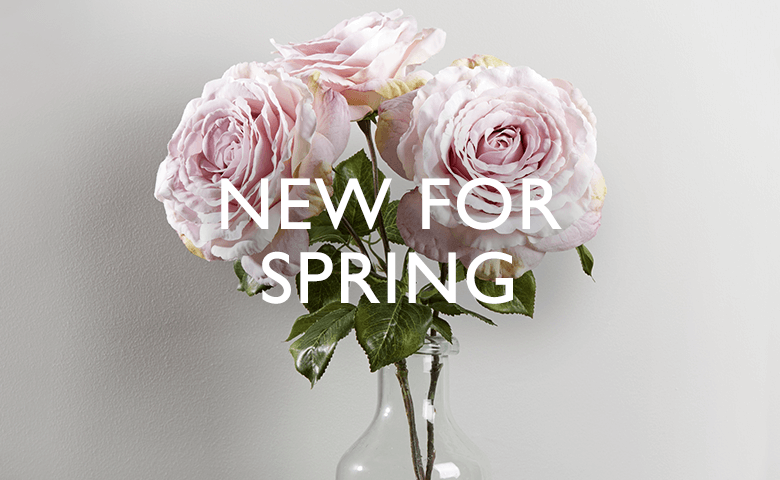 New for Spring