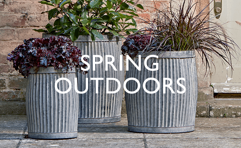 Spring Outdoors
