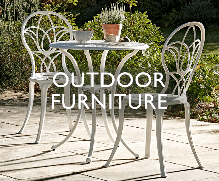 Outdoor Furniture - Create an outdoor space with style and personality
