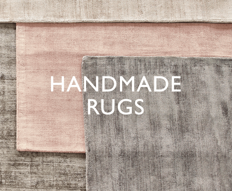 Handmade Rugs - Create a cosy home with rugs and runners in different styles
