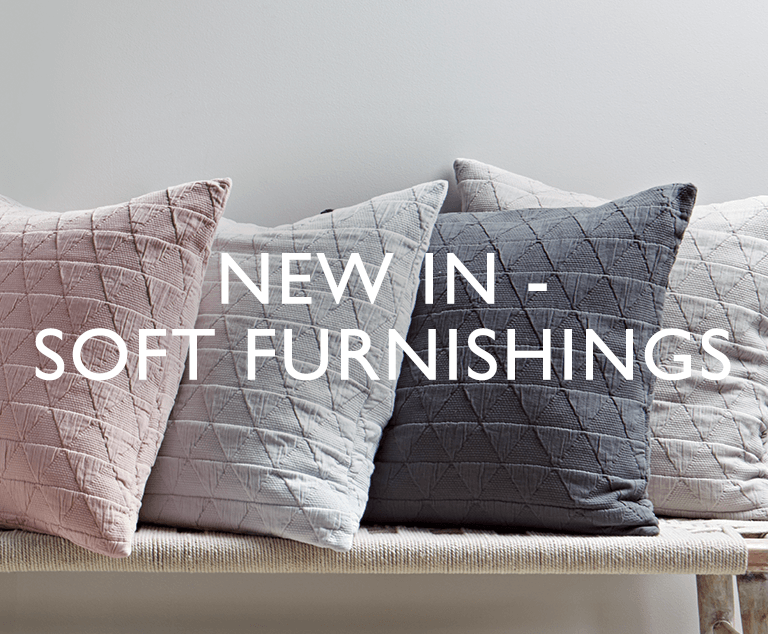 New In Soft Furnishings